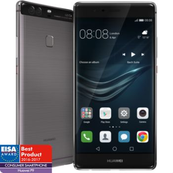 Huawei P9 Noir     reconditionné
