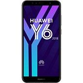Smartphone Huawei Y6 2018 Noir
