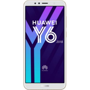 Huawei Y6 2018 Gold     reconditionné