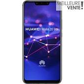 Smartphone Huawei Mate 20 Lite Noir