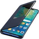 Etui Huawei  Mate 20 Pro View Flip bleu