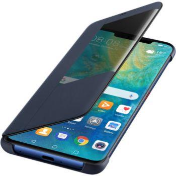 Huawei Mate 20 Pro View Flip bleu