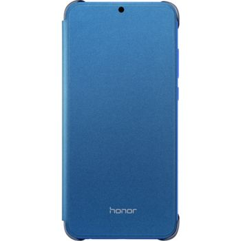 Honor 8X Flip Cover bleu