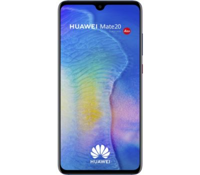 Smartphone Huawei Mate 20 Bleu Nuit