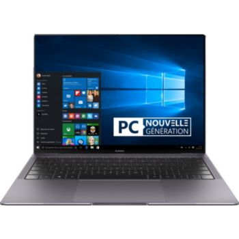 """Huawei Matebook X Pro 13.9"""" touch I7 Gris"""