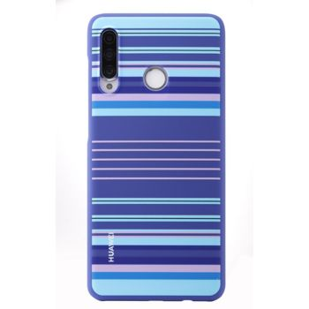 Huawei P30 Lite/XL bleu rayé