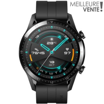 Huawei Watch GT 2 Noir 46mm