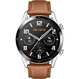 Montre connectée Huawei  Watch GT 2 Marron 46mm