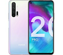 Smartphone Honor  20 Pro icelandic frost
