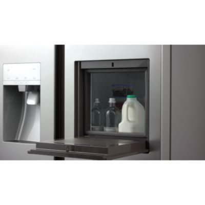 Location Réfrigérateur Américain Hisense RS694N4BCF
