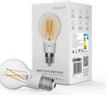 Xiaomi Ampoule LED Vintage effet Filament Yeeli