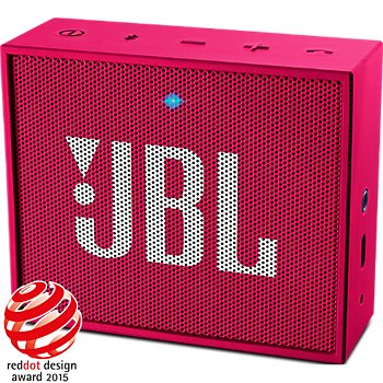 jbl go rose enceinte portable boulanger. Black Bedroom Furniture Sets. Home Design Ideas