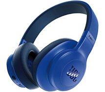 Casque JBL E55 BT bleu