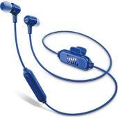 Ecouteurs JBL E25 BT bleu