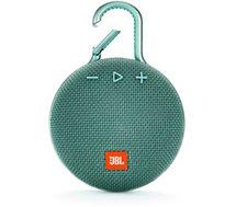 Enceinte Bluetooth JBL  Clip 3 Turquoise