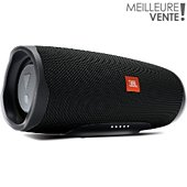 Enceinte Bluetooth JBL Charge 4 noir