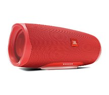 Enceinte Bluetooth JBL  Charge 4 rouge
