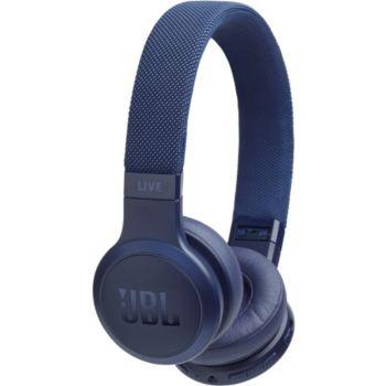 JBL Live 400 BT Bleu