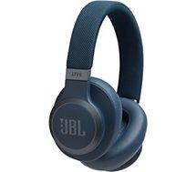 Casque JBL  Live 650BTNC Bleu