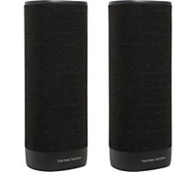 Enceinte Harman Kardon  Citation Surround noir (x2)