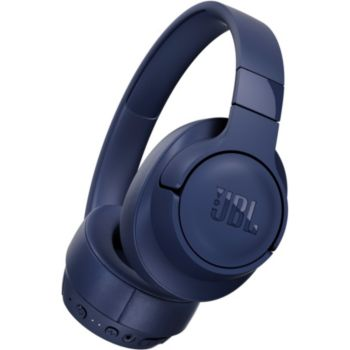 JBL T750 BTNC Bleu