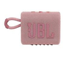 Enceinte portable JBL  Go 3 Rose