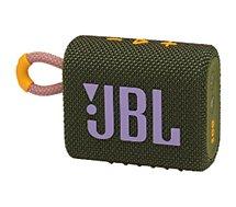 Enceinte portable JBL  Go 3 Vert