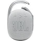 Enceinte portable JBL  Clip 4 Blanc