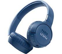 Casque JBL  Tune 660NC Bleu