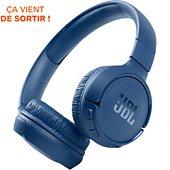 Casque JBL Tune 510BT Bleu