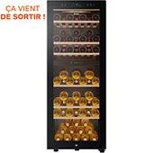 Cave à vin vieillissement Haier WINE BANK 50 SERIES 7 - HWS77GDAU1