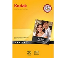 Papier photo Kodak  Photo High Gloss Ultra Pre 280g A4 20