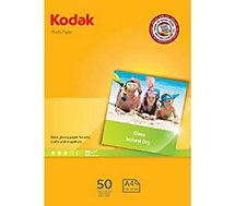 Papier photo Kodak  Photo Gloss Ultra Premium 180g A4 50f