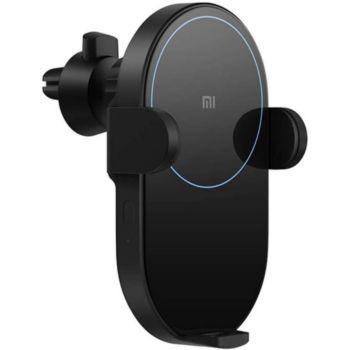 Xiaomi Voiture Chargeur à induction MI 20W Support Perche
