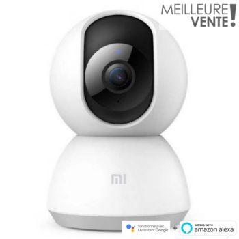 Xiaomi MI HOME SECURITY CAMERA 360Degrés 1080