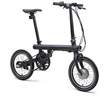 Vélo à assistance électrique Xiaomi  Mi Smart Electric Folding Bike FR noir