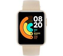 Montre connectée Xiaomi  Mi Watch Lite Ivoire