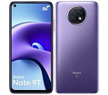 Smartphone Xiaomi  Redmi Note 9T Violet 5G