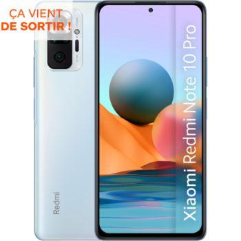 Xiaomi Redmi Note 10 Pro Bleu