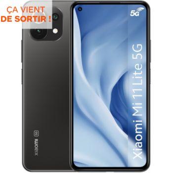 Xiaomi Mi 11 Lite Noir 5G