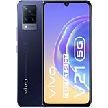 Smartphone Vivo  V21 Bleu Foncé 5G