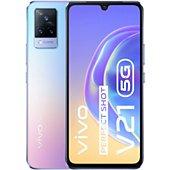 Smartphone Vivo V21 Bleu Clair 5G