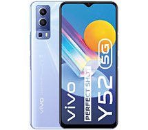 Smartphone Vivo  Y52 Bleu 5G
