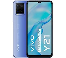 Smartphone Vivo  Y21 Bleu