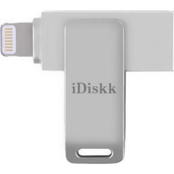 Idiskk Clé de stockage  Lightning 3.0 128GB pou