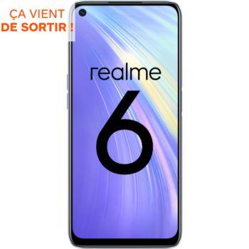 Realme 6 Blanc