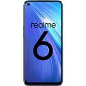 Smartphone Realme 6 Bleu 8+128 Go