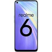 Smartphone Realme 6 Blanc 8+128 Go