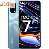 Smartphone Realme 7 Pro Silver