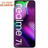 Smartphone Realme 7I Bleu